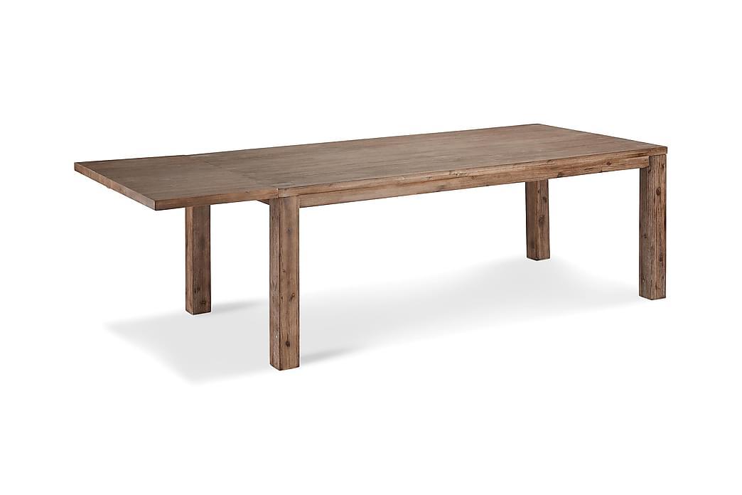 Ruokapöytä Arktis Jatkettava 140 cm - Ruskea - Huonekalut - Pöydät - Ruokapöydät & keittiön pöydät