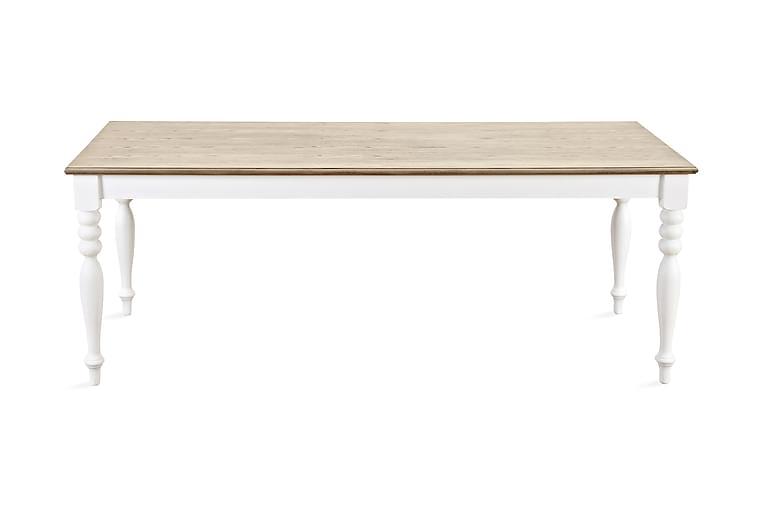 Ruokapöytä Averil 180 cm - Ruskea - Huonekalut - Pöydät - Ruokapöydät & keittiön pöydät