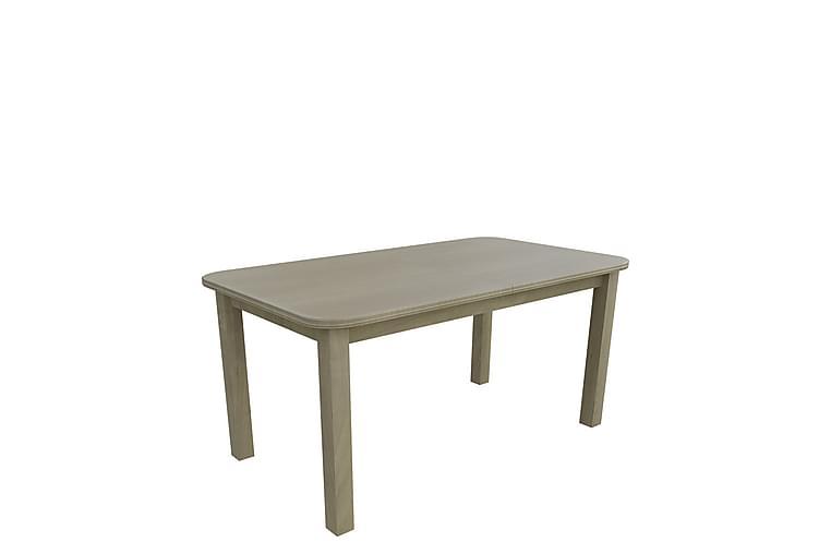 Ruokapöytä Bifora 160x90x76 cm - Puu/Luonnonväri - Huonekalut - Pöydät - Ruokapöydät & keittiön pöydät