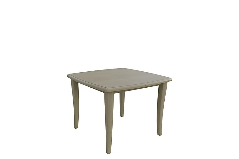 Ruokapöytä Bletia 100x100x76 cm - Puu/Luonnonväri - Huonekalut - Pöydät - Ruokapöydät & keittiön pöydät