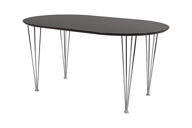 Ruokapöytä Canticum Pähkinä - Huonekalut - Pöydät - Ruokapöydät & keittiön pöydät