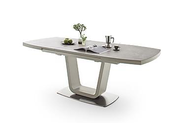 Ruokapöytä Clintoo Jatkettava 140 cm