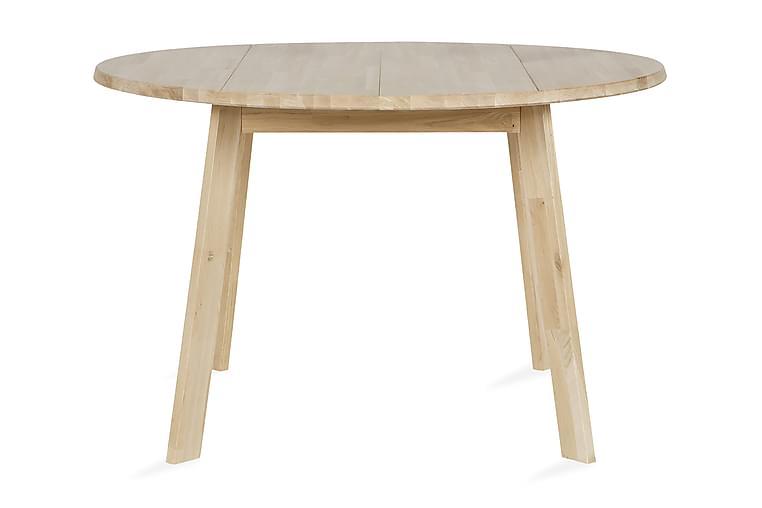 Ruokapöytä Daizo 120 cm Pyöreä - Tammi - Huonekalut - Pöydät - Ruokapöydät & keittiön pöydät