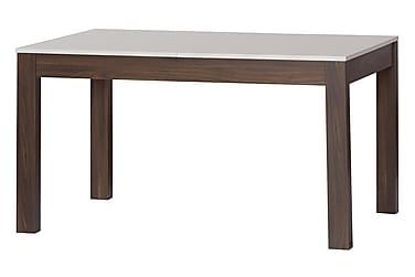 Ruokapöytä Darcha Jatkettava 136 cm