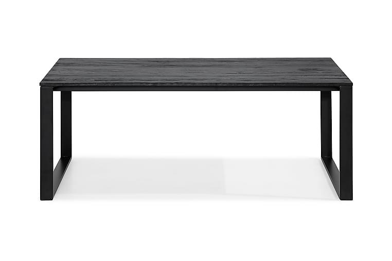 Ruokapöytä Eelis 200 cm - Musta - Huonekalut - Pöydät - Ruokapöydät & keittiön pöydät