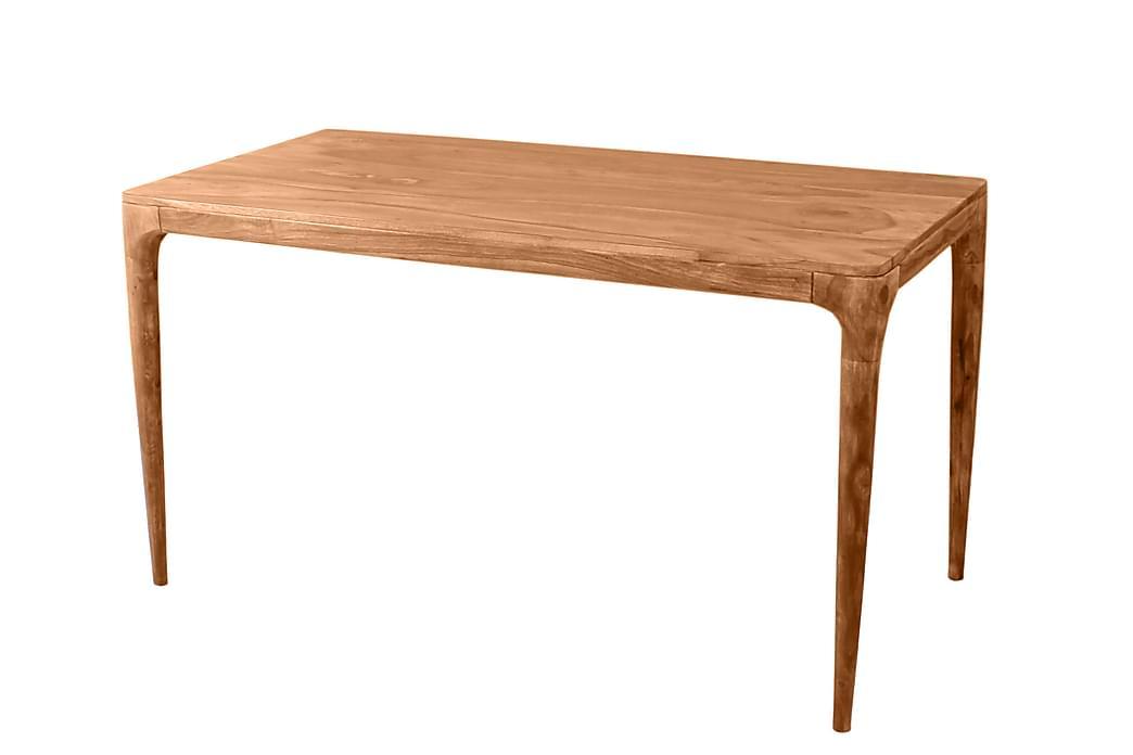 Ruokapöytä Fritelle - Puu/Luonnonväri - Huonekalut - Pöydät - Ruokapöydät & keittiön pöydät