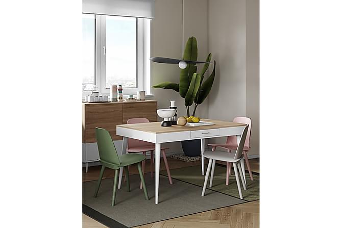 Ruokapöytä Horizon - Ruskea/Valkoinen - Huonekalut - Pöydät - Ruokapöydät & keittiön pöydät