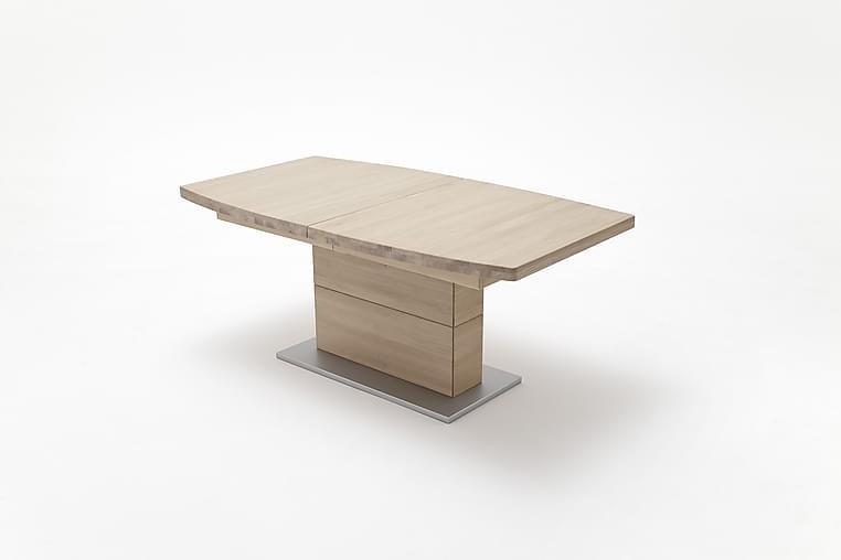 Ruokapöytä Hutson Jatkettava 140 cm - Puu/Luonnonväri - Huonekalut - Pöydät - Ruokapöydät & keittiön pöydät