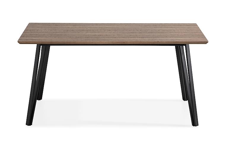 Ruokapöytä Jaunita - Ruskea - Huonekalut - Pöydät - Ruokapöydät & keittiön pöydät