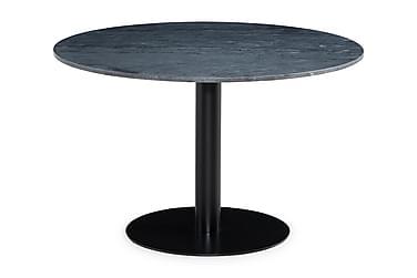 Ruokapöytä Justine 120 cm Pyöreä Marmori
