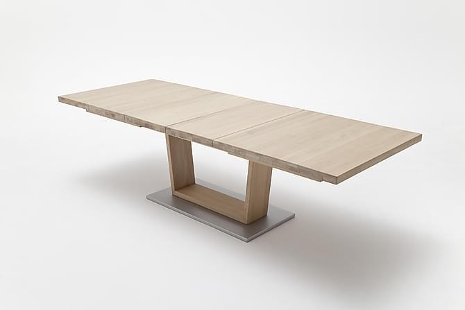Ruokapöytä Kelsime 140 cm - Puu/Luonnonväri - Huonekalut - Pöydät - Ruokapöydät & keittiön pöydät