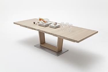 Ruokapöytä Kelsime Jatkettava 180 cm