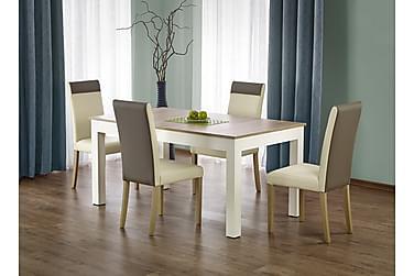 Ruokapöytä Marcelene Jatkettava 160 cm