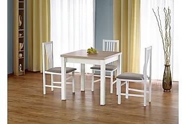 Ruokapöytä Melida Jatkettava 80 cm