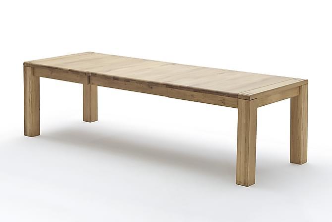 Ruokapöytä Mendiola Jatkettava 140 cm - Puu/Luonnonväri - Huonekalut - Pöydät - Ruokapöydät & keittiön pöydät