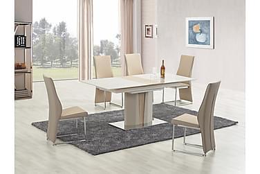 Ruokapöytä Nadel Jatkettava 150 cm