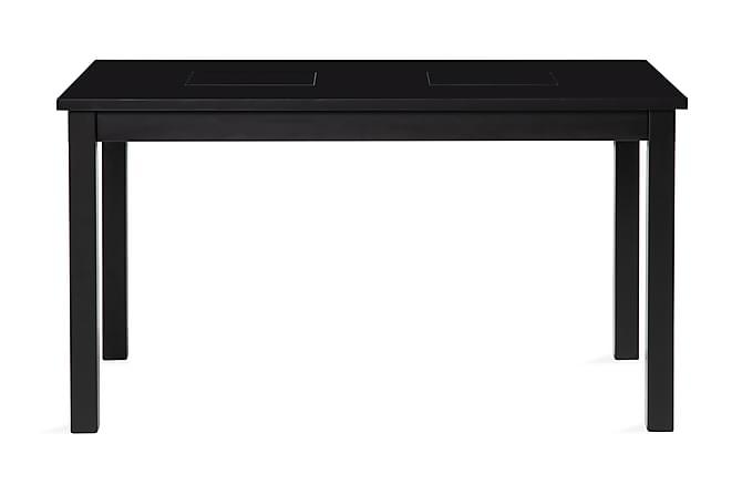 Ruokapöytä Octavia 140 cm - Musta - Huonekalut - Pöydät - Ruokapöydät & keittiön pöydät