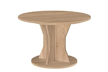 Ruokapöytä Perun Jatkettava 153 cm Pyöreä