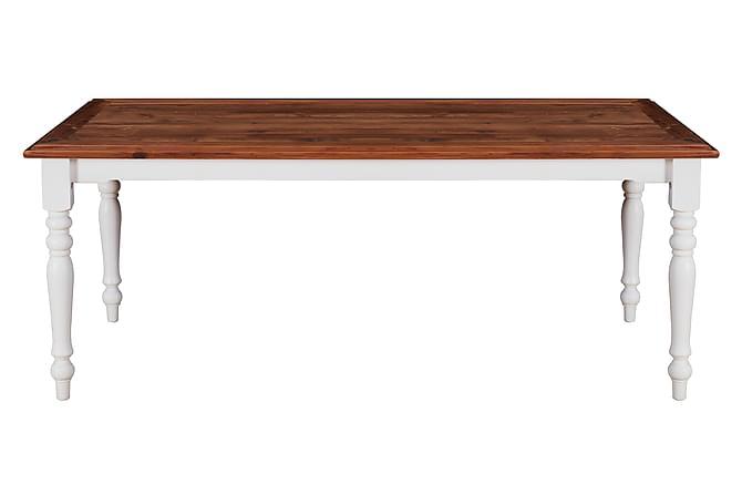 Ruokapöytä Plymouth 200 cm - Huonekalut - Pöydät - Ruokapöydät & keittiön pöydät
