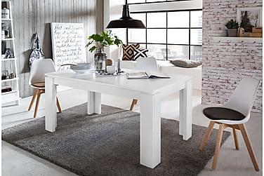 Ruokapöytä Rifallet Jatkettava 160 cm