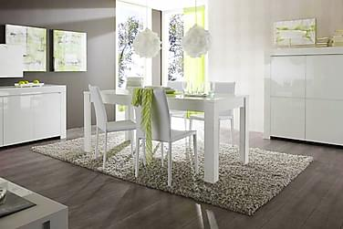 Ruokapöytä Salerno 160 cm