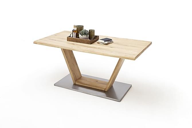 Ruokapöytä Santu 180 cm - Puu/Luonnonväri - Huonekalut - Pöydät - Ruokapöydät & keittiön pöydät