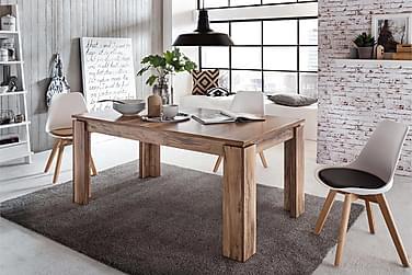 Ruokapöytä Teena Jatkettava 160 cm