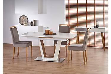 Ruokapöytä Tioga Jatkettava 160 cm