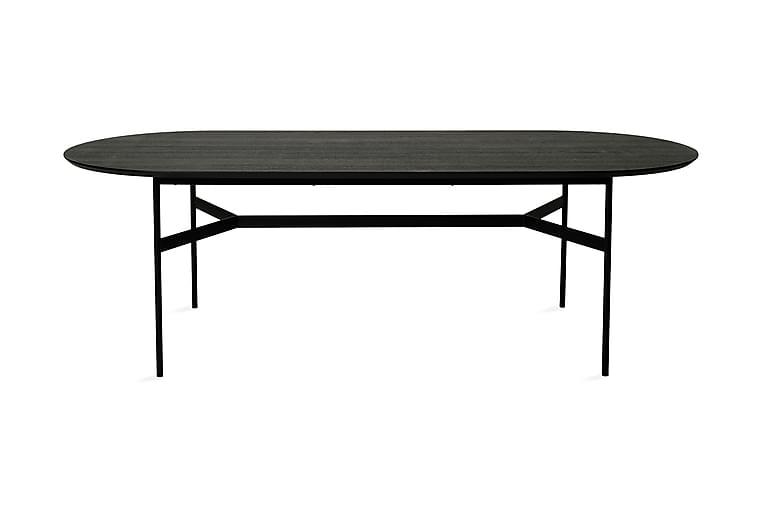 Ruokapöytä Tous - Musta - Huonekalut - Pöydät - Ruokapöydät & keittiön pöydät