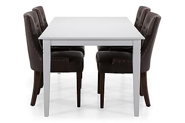 Ruokapöytä Twain 180 cm