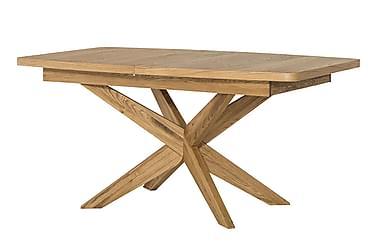 Ruokapöytä Varya Jatkettava 160 cm
