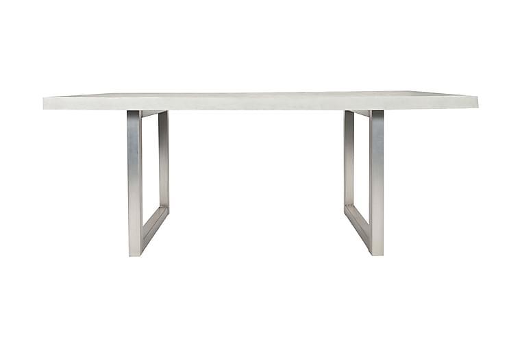 Ruokapöytä Westbury - Hopea - Huonekalut - Pöydät - Ruokapöydät & keittiön pöydät