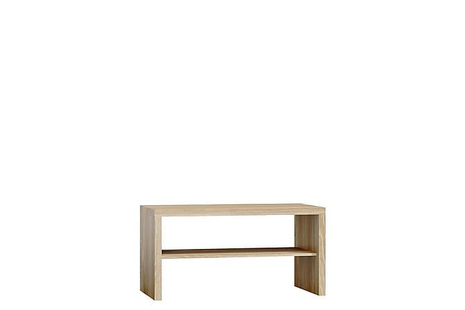 Paris Sohvapöytä 120x60x61 cm - Huonekalut - Pöydät - Sohvapöydät