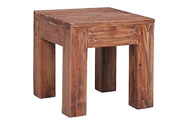 Sohvapöytä 30x30x30 cm täysi kierrätetty puu