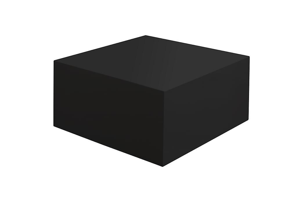 Sohvapöytä 60x60x30cm Musta - Huonekalut - Pöydät - Sohvapöydät