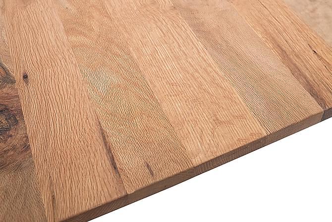 Sohvapöytä Aholy 120 cm - Puu/Luonnonväri - Huonekalut - Pöydät - Sohvapöydät