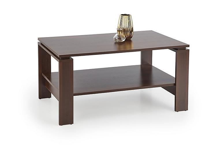 Sohvapöytä Ande 110x60 cm - Ruskea - Huonekalut - Pöydät - Sohvapöydät