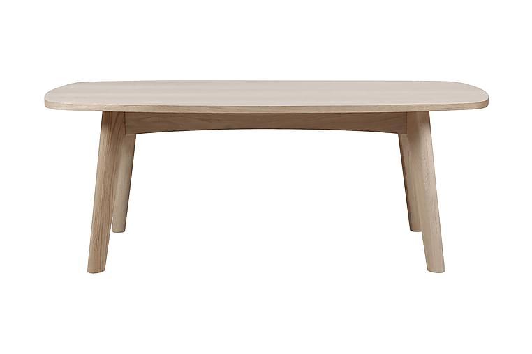 Sohvapöytä Arlo Valkolakka - Huonekalut - Pöydät - Sohvapöydät