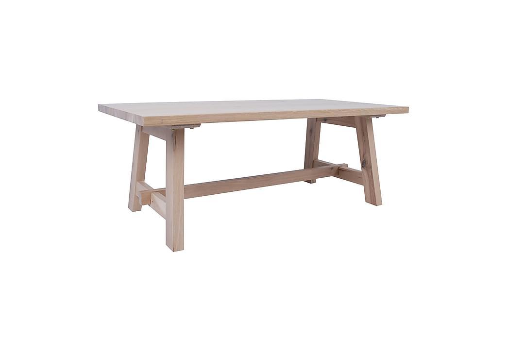 Sohvapöytä Bergen Luonnon Tammiviilu - Huonekalut - Pöydät - Sohvapöydät