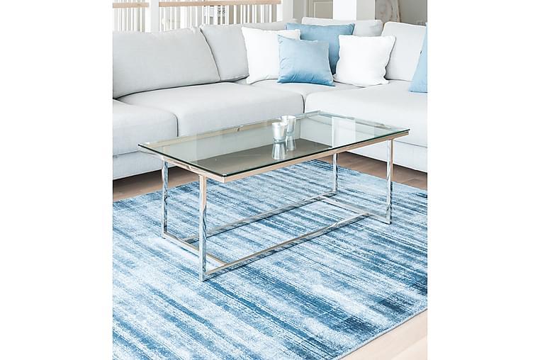 Sohvapöytä Classic 120x60x45cm Kromi - AmandaB - Huonekalut - Pöydät - Sohvapöydät