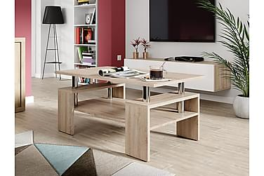 Sohvapöytä Cube 110x60x50 cm