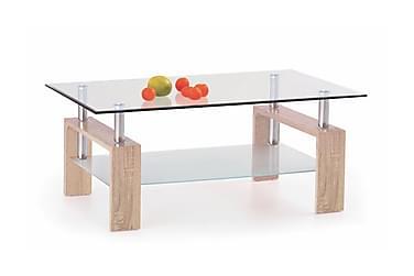 Sohvapöytä Demitranilla 110x60 cm Lasi