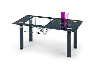 Sohvapöytä Edird 100x50 cm Lasi
