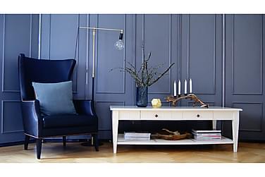 Sohvapöytä French Connections Louis 150 cm 2 laatikolla
