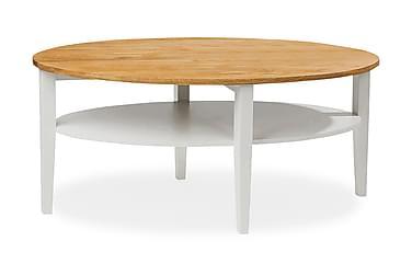 Sohvapöytä Gullstrand 120 cm Ovaali Tammi