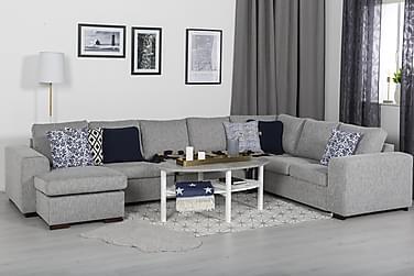 Sohvapöytä Larissa 120 cm Ovaali