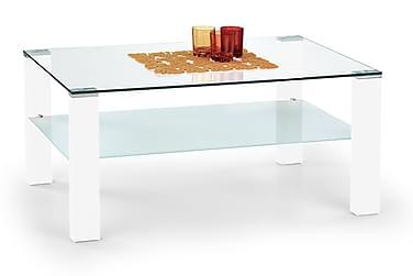 Sohvapöytä Lawanna 100x60 cm Lasi