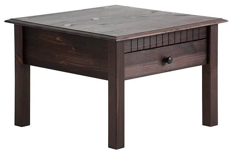 Sohvapöytä Lidwina 60 cm - Musta - Huonekalut - Pöydät - Sohvapöydät