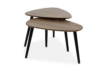 Sohvapöytä Lovitz 62 cm Ovaali