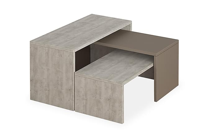 Sohvapöytä Lutchan 3:n setti - Huonekalut - Pöydät - Sohvapöydät